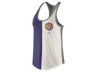 LSU Tigers Nike NCAA Women's Tri Divide Tank