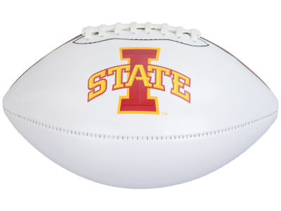 Iowa State Cyclones Nike Autograph Football