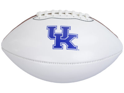Kentucky Wildcats Nike Autograph Football
