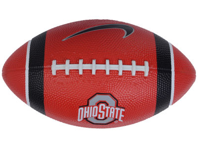 Ohio State Buckeyes Nike Mini Rubber Football