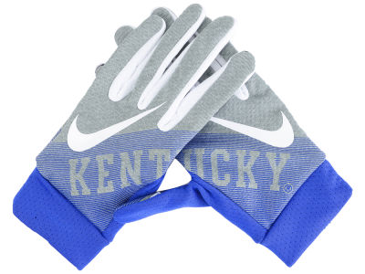 Kentucky Wildcats Nike Stadium Gloves 2.0