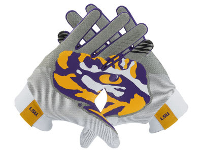 LSU Tigers Nike Stadium Gloves 2.0