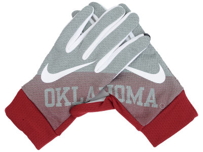 Oklahoma Sooners Nike Stadium Gloves 2.0