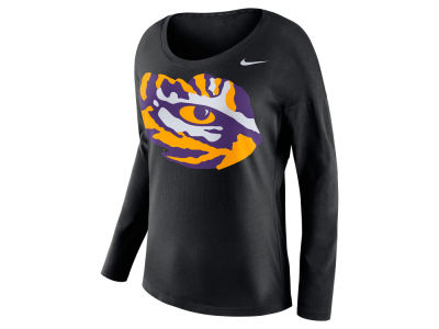 LSU Tigers Nike NCAA Women's Tailgate Long Sleeve Top