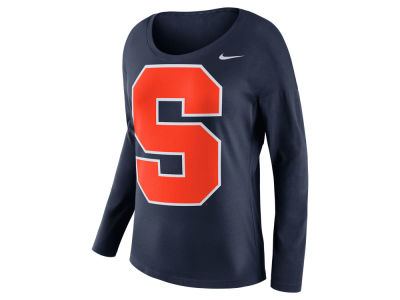 Syracuse Orange Nike NCAA Women's Tailgate Long Sleeve Top
