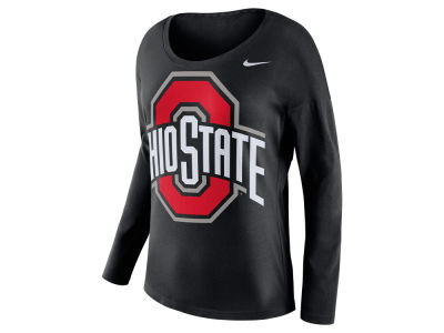 Ohio State Buckeyes Nike NCAA Women's Tailgate Long Sleeve Top