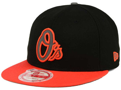 Baltimore Orioles New Era MLB Reflect On 9FIFTY Snapback Cap