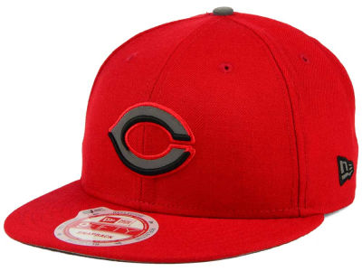 Cincinnati Reds New Era MLB Reflect On 9FIFTY Snapback Cap
