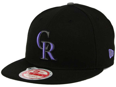 Colorado Rockies New Era MLB Reflect On 9FIFTY Snapback Cap