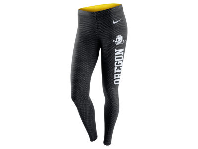 Oregon Ducks Nike NCAA Women's Leg-A-See Tights