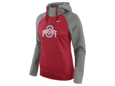 Ohio State Buckeyes Nike NCAA Women's Tailgate All Time Pullover Hoodie