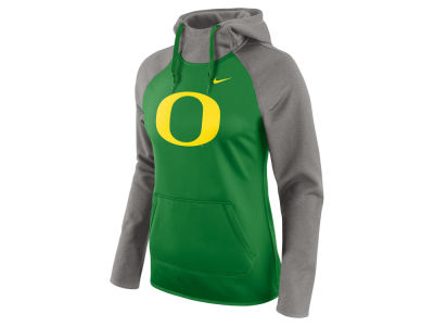 Oregon Ducks Nike NCAA Women's Tailgate All Time Pullover Hoodie