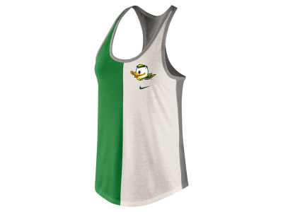 Oregon Ducks Nike NCAA Women's Tri Divide Tank