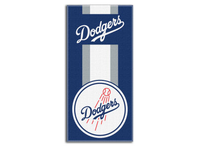 "Los Angeles Dodgers MLB 30x60 Beach Towel ""Zone Read"""