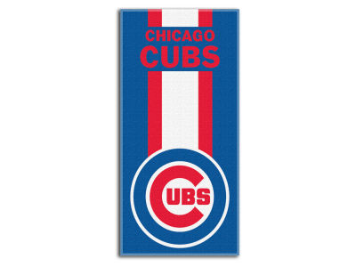 "Chicago Cubs MLB 30x60 Beach Towel ""Zone Read"""