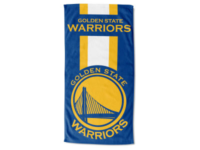 "Golden State Warriors The Northwest Company NBA 30x60 Beach Towel ""Zone Read"""