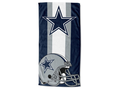 "Dallas Cowboys NFL 30x60 inch Beach Towel ""Zone Read"""
