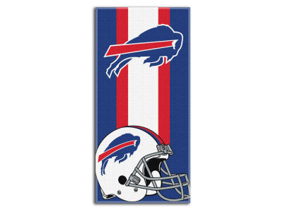 "Buffalo Bills NFL 30x60 inch Beach Towel ""Zone Read"""