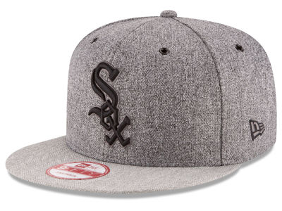 Chicago White Sox New Era MLB 2 Tweed 9FIFTY Snapback Cap