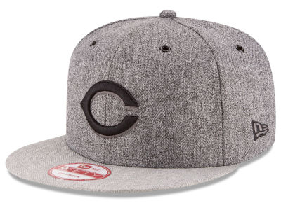 Cincinnati Reds New Era MLB 2 Tweed 9FIFTY Snapback Cap