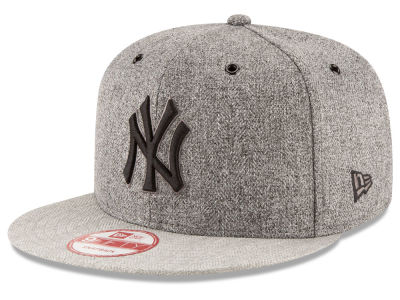 New York Yankees New Era MLB 2 Tweed 9FIFTY Snapback Cap