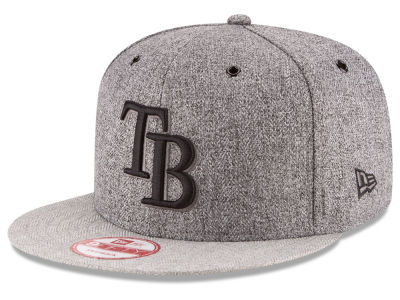 Tampa Bay Rays New Era MLB 2 Tweed 9FIFTY Snapback Cap