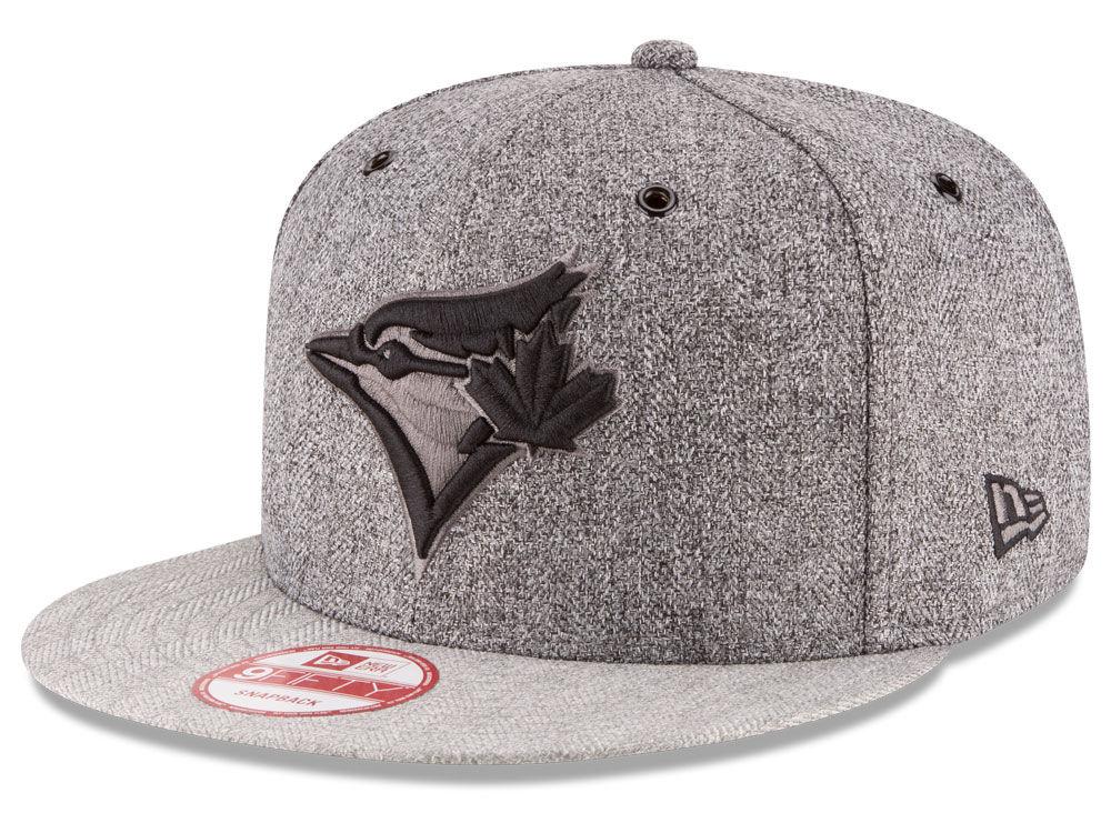 Toronto Blue Jays New Era MLB 2 Tweed 9FIFTY Snapback Cap  28088db5899b