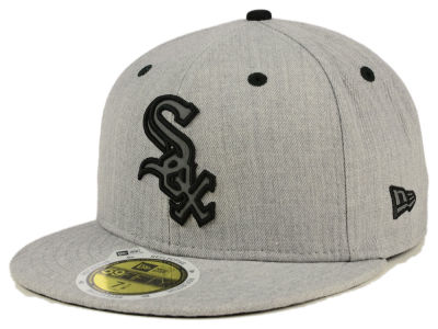 Chicago White Sox New Era MLB Total Reflective 59FIFTY Cap