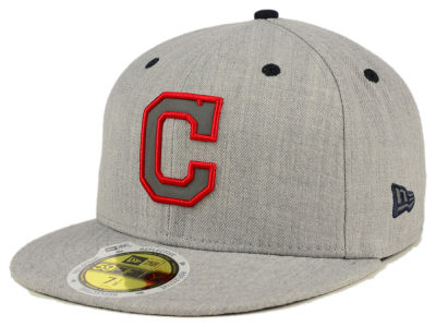 Cleveland Indians New Era MLB Total Reflective 59FIFTY Cap