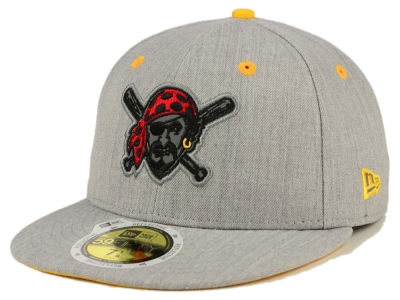 Pittsburgh Pirates New Era MLB Total Reflective 59FIFTY Cap