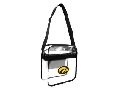 Iowa Hawkeyes Clear Carryall Crossbody