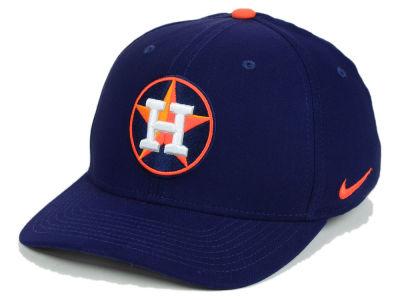 sports shoes 13fb2 efcf1 Houston Astros Nike MLB Classic SwooshFlex Cap