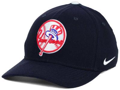 New York Yankees Nike MLB Classic SwooshFlex Cap be40d962c34