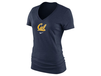 California Golden Bears Nike NCAA Women's Arch Mid V T-Shirt