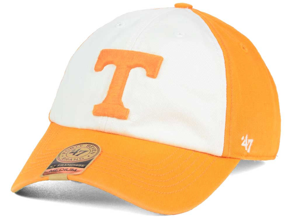 buy popular f8c36 a7a9d ... cheapest tennessee volunteers 47 ncaa 47 hof franchise cap eb06f fa76d