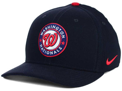 Washington Nationals Nike MLB Classic SwooshFlex Cap