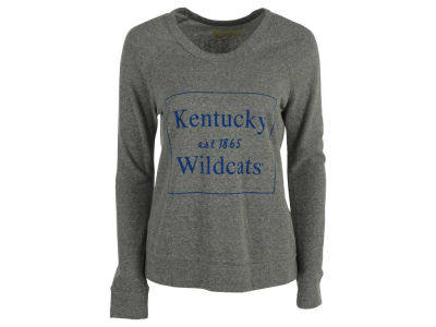 Kentucky Wildcats NCAA Women's Debby Block Quad Long Sleeve T-Shirt