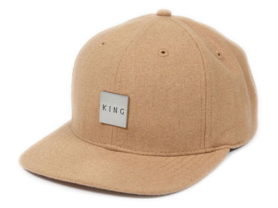 King Apparel Sterling Flannel Snapback Hat
