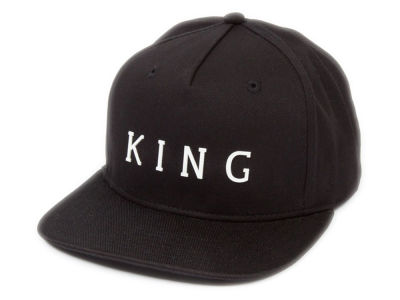 King Apparel Staple Boss Nylon Snapback Hat