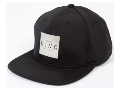 King Apparel Inscript Scuba Snapback Hat
