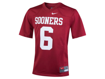 Oklahoma Sooners Nike NCAA Youth Replica Football Game Jersey