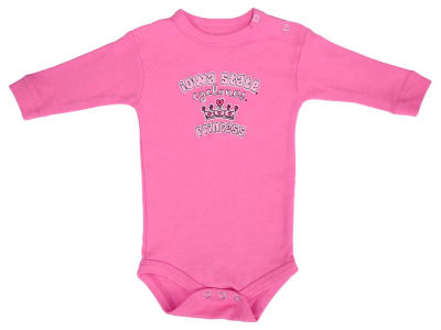Iowa State Cyclones NCAA Infant Girls Princess Long Sleeve Creeper