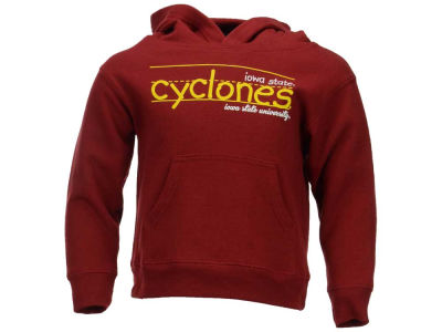 Iowa State Cyclones NCAA Toddler Handwriting Pullover Hoodie