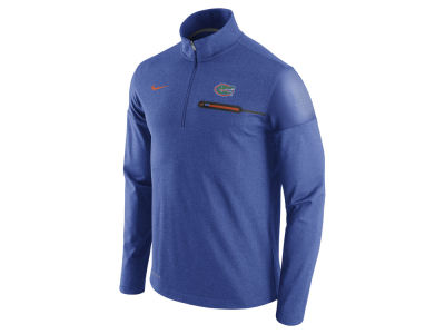 Florida Gators Nike NCAA Men's Elite Coaches Half Zip Pullover