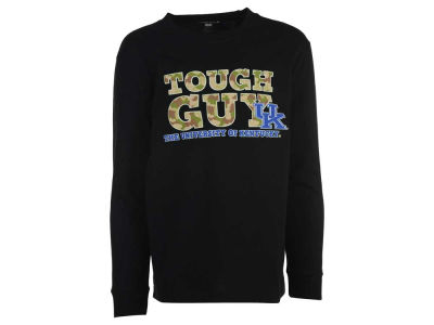 Kentucky Wildcats NCAA Youth Tough Guy Camo-Fill Long Sleeve T-Shirt