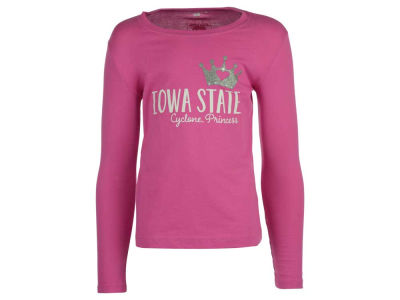 Iowa State Cyclones NCAA Youth Girls Princess Long Sleeve T-Shirt