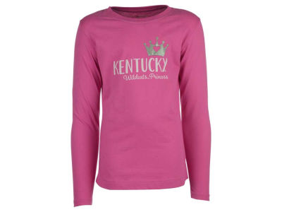 Kentucky Wildcats NCAA Youth Girls Princess Long Sleeve T-Shirt