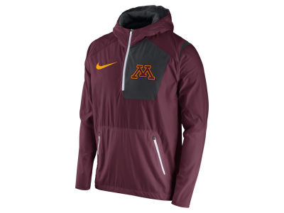 Minnesota Golden Gophers Nike NCAA Men's Speed Fly Rush Pullover Hoodie Jacket