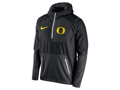 Oregon Ducks Nike NCAA Men's Speed Fly Rush Pullover Hoodie Jacket