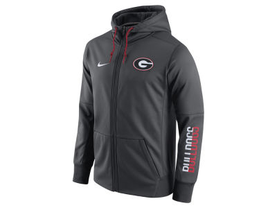 Georgia Bulldogs Nike NCAA Men's Elite Hybrid Jacket